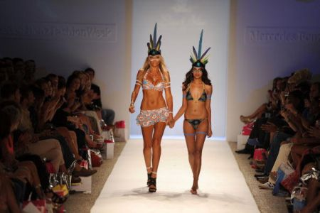 Mercedes Benz Fashion Week Swim