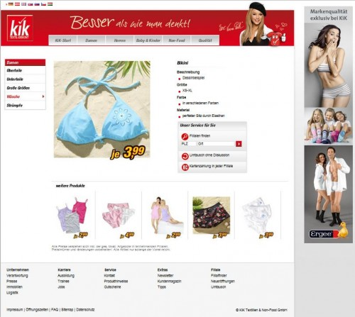 Kik Website