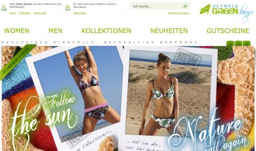 Eco-Bikini Online Shop