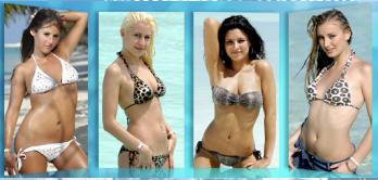 DSDS Bikinimodels