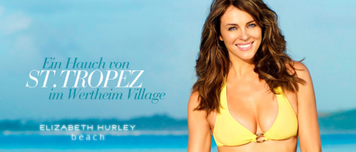 Elizabeth Hurley Beach Boutique
