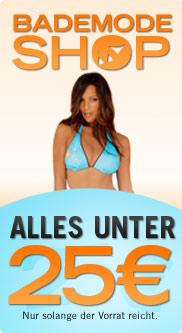 Schwab Versand: Bademode unter 25 Euro